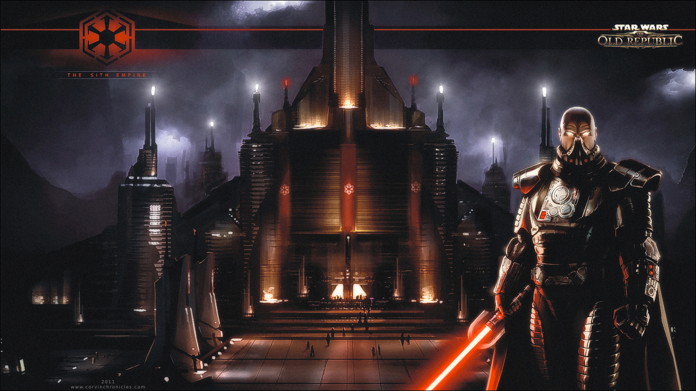 star wars: the old republic - sith / republic wallpapers