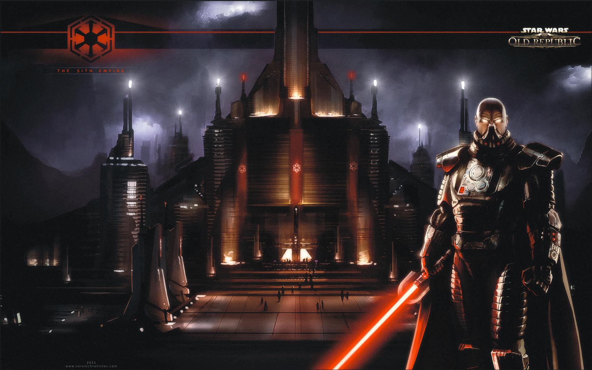 The Sith Empire 1920 X 1200